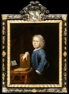Portret van Jan van der Linden (1714- )