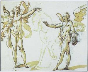 Allegorie van de Tijd en de Kunst