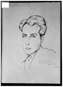 Portret van Carel van Lier (1897-1945)