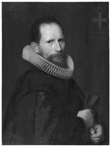 Portret van Jochem Cruysius ( -1624)