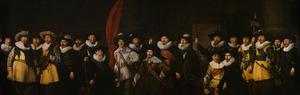 Schutters van de compagnie van kapitein Jacob Symonsz. de Vries (?-?) en luitenant Dirck de Graeff (?-?), Amsterdam, 1633