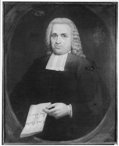 Portret van Johannes Bagelaar (1696-1766), predikant te Sluis (Zeeland)