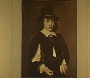 Portret van Dirck Hendrick Meulenaar