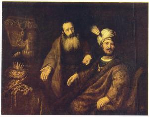 Croesus en Solon (Plutarchus V,27)