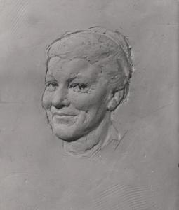 Portret van Elisabeth Rosa Maria Reys (1928- )