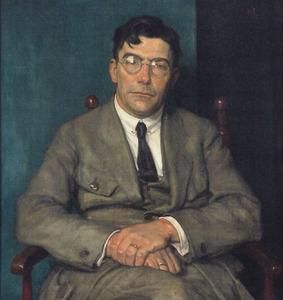 Portret van Bonaventura Maria Alphonsus Ingenhousz (1881-1953)