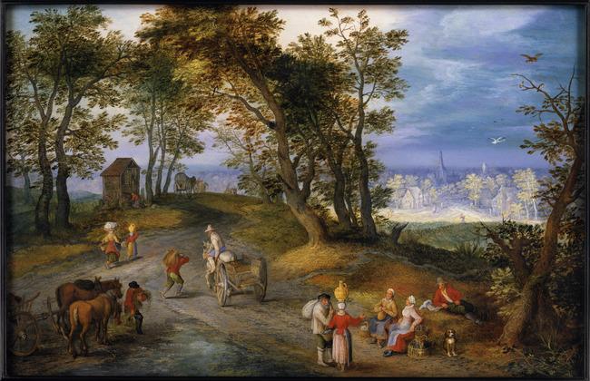 "toegeschreven aan <a class=""recordlink artists"" href=""/explore/artists/13288"" title=""Jan Brueghel (I)""><span class=""text"">Jan Brueghel (I)</span></a>"