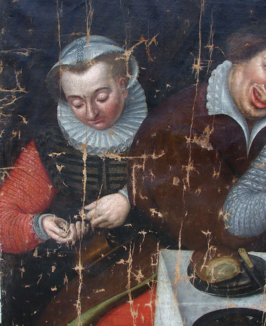 "trant van <a class=""recordlink artists"" href=""/explore/artists/78985"" title=""Lucas van Valckenborch""><span class=""text"">Lucas van Valckenborch</span></a>"
