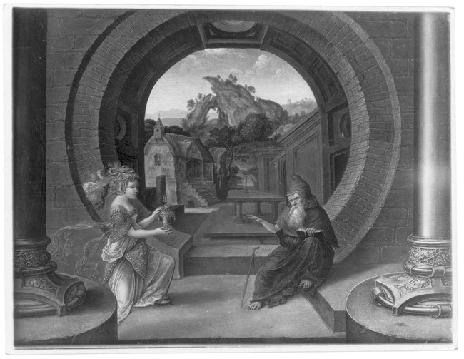 "mogelijk <a class=""recordlink artists"" href=""/explore/artists/32898"" title=""Jan Gossart""><span class=""text"">Jan Gossart</span></a> of mogelijk <a class=""recordlink artists"" href=""/explore/artists/9320"" title=""Lancelot Blondeel""><span class=""text"">Lancelot Blondeel</span></a>"