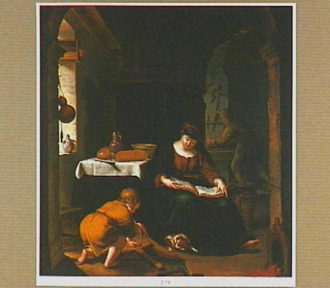"""attributed to <a class=""""recordlink artists"""" href=""""/explore/artists/56019"""" title=""""Frans van Mieris (I)""""><span class=""""text"""">Frans van Mieris (I)</span></a> and attributed to <a class=""""recordlink artists"""" href=""""/explore/artists/56022"""" title=""""Willem van Mieris""""><span class=""""text"""">Willem van Mieris</span></a>"""