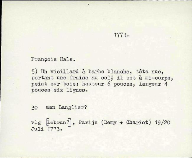 Hals, Frans (I), fichenummer 1203182