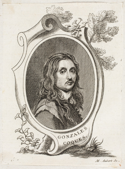 "<a class=""recordlink artists"" href=""/explore/artists/98368"" title=""Michel-Guillaume Aubert""><span class=""text"">Michel-Guillaume Aubert</span></a> naar <a class=""recordlink artists"" href=""/explore/artists/18264"" title=""Gonzales Coques""><span class=""text"">Gonzales Coques</span></a>"