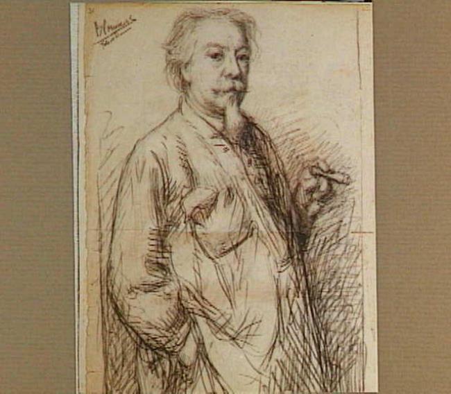 "<a class=""recordlink artists"" href=""/explore/artists/9299"" title=""Bernardus Johannes Blommers""><span class=""text"">Bernardus Johannes Blommers</span></a>"