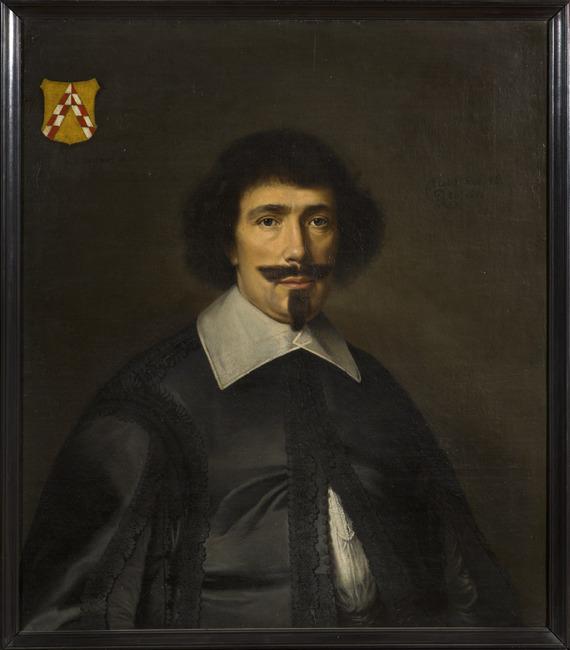 "<a class=""recordlink artists"" href=""/explore/artists/69729"" title=""Dirck Dircksz. Santvoort""><span class=""text"">Dirck Dircksz. Santvoort</span></a>"