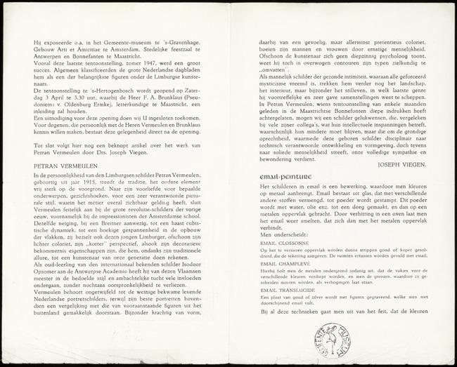 Vermeulen, Petran, inventarisnummer 02731.001, 1800