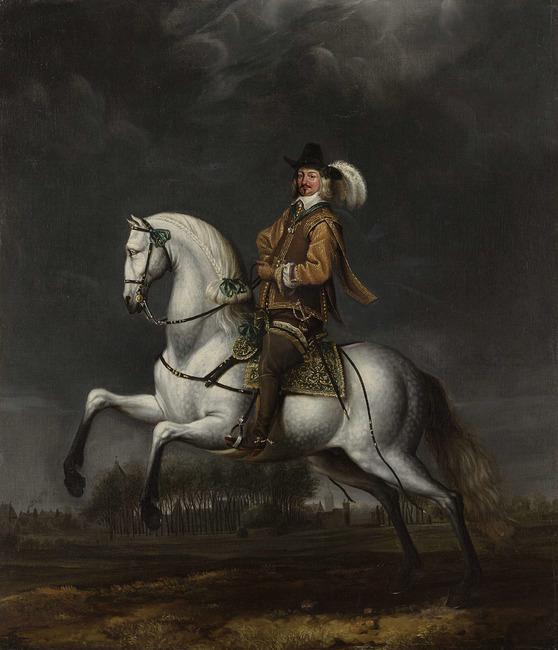 "studio of <a class=""recordlink artists"" href=""/explore/artists/44226"" title=""Thomas de Keyser""><span class=""text"">Thomas de Keyser</span></a> or attributed to <a class=""recordlink artists"" href=""/explore/artists/68425"" title=""Jan van Rossum (active 1654-1678)""><span class=""text"">Jan van Rossum (active 1654-1678)</span></a>"