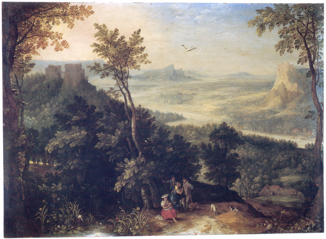 "attributed to <a class=""recordlink artists"" href=""/explore/artists/13288"" title=""Jan Brueghel (I)""><span class=""text"">Jan Brueghel (I)</span></a>"