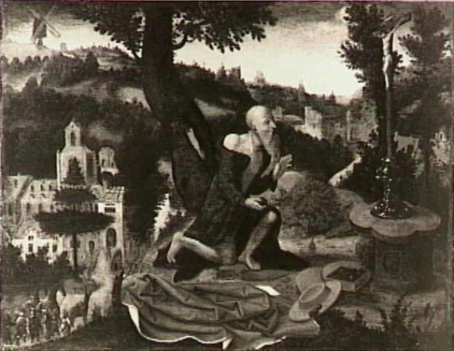 "omgeving van <a class=""recordlink artists"" href=""/explore/artists/30365"" title=""Lucas Gassel""><span class=""text"">Lucas Gassel</span></a>"
