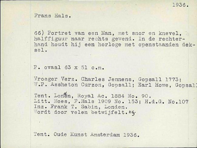 Hals, Frans (I), fichenummer 1203173