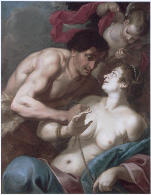 "toegeschreven aan <a class=""recordlink artists"" href=""/explore/artists/41922"" title=""Abraham Janssens (I)""><span class=""text"">Abraham Janssens (I)</span></a>"