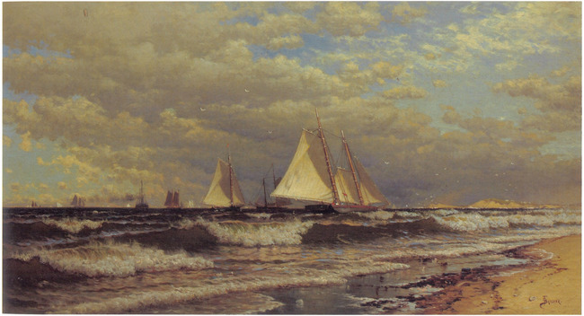 """<a class=""""recordlink artists"""" href=""""/explore/artists/12532"""" title=""""Alfred Thompson Bricher""""><span class=""""text"""">Alfred Thompson Bricher</span></a>"""