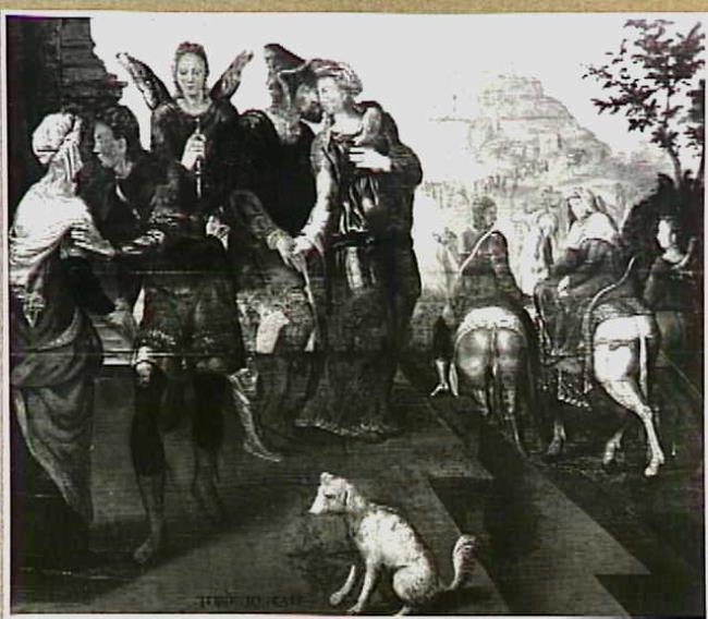"circle of <a class=""recordlink artists"" href=""/explore/artists/36851"" title=""Maarten van Heemskerck""><span class=""text"">Maarten van Heemskerck</span></a>"
