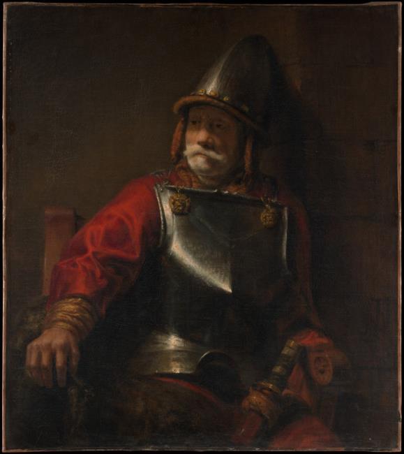"follower of <a class=""recordlink artists"" href=""/explore/artists/66219"" title=""Rembrandt""><span class=""text"">Rembrandt</span></a> possibly <a class=""recordlink artists"" href=""/explore/artists/63923"" title=""Karel van der Pluym""><span class=""text"">Karel van der Pluym</span></a>"