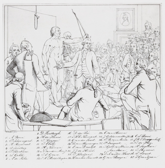 "<a class=""recordlink artists"" href=""/explore/artists/15756"" title=""Hendrik Willem Caspari""><span class=""text"">Hendrik Willem Caspari</span></a> naar <a class=""recordlink artists"" href=""/explore/artists/49212"" title=""Adriaan de Lelie""><span class=""text"">Adriaan de Lelie</span></a>"