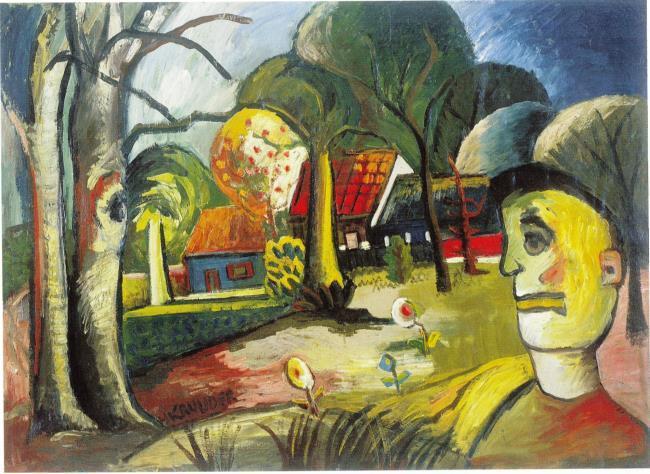 "toegeschreven aan <a class=""recordlink artists"" href=""/explore/artists/46679"" title=""Herman Kruyder""><span class=""text"">Herman Kruyder</span></a>"