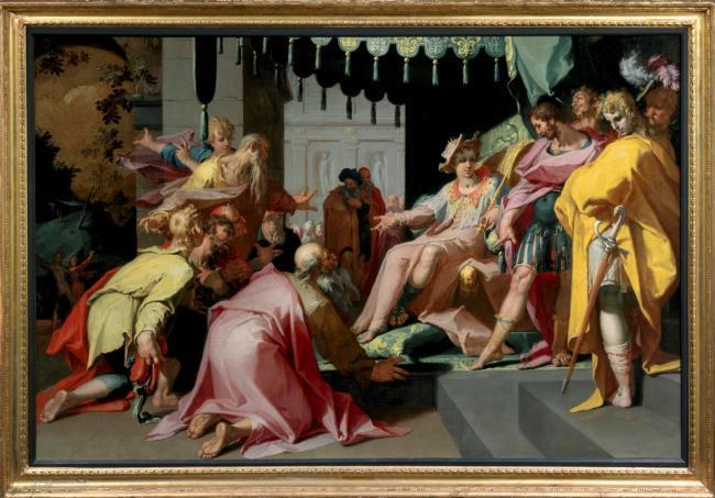 """<a class=""""recordlink artists"""" href=""""/explore/artists/9120"""" title=""""Abraham Bloemaert""""><span class=""""text"""">Abraham Bloemaert</span></a>"""