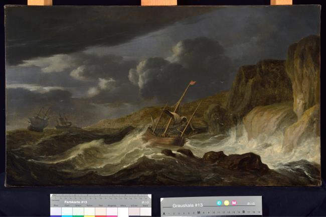 """<a class=""""recordlink artists"""" href=""""/explore/artists/42620"""" title=""""Gerrit Pietersz. de Jong""""><span class=""""text"""">Gerrit Pietersz. de Jong</span></a>"""