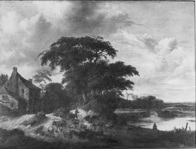 """attributed to <a class=""""recordlink artists"""" href=""""/explore/artists/82151"""" title=""""Roelof Jansz. van Vries""""><span class=""""text"""">Roelof Jansz. van Vries</span></a>"""