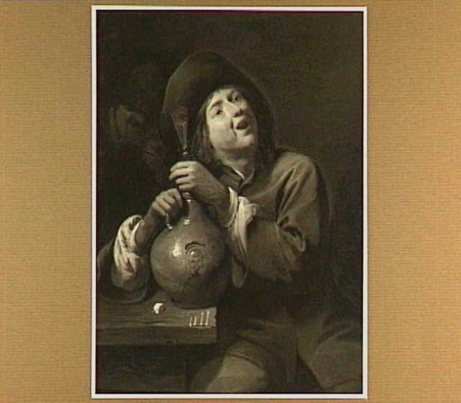 "<a class=""recordlink artists"" href=""/explore/artists/69099"" title=""David Rijckaert (III)""><span class=""text"">David Rijckaert (III)</span></a> and possibly <a class=""recordlink artists"" href=""/explore/artists/36847"" title=""Egbert van Heemskerck (I)""><span class=""text"">Egbert van Heemskerck (I)</span></a>"