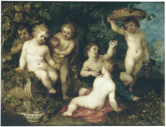 "<a class=""recordlink artists"" href=""/explore/artists/4015"" title=""Hendrick van Balen (I)""><span class=""text"">Hendrick van Balen (I)</span></a> en <a class=""recordlink artists"" href=""/explore/artists/13289"" title=""Jan Breughel (II)""><span class=""text"">Jan Breughel (II)</span></a>"