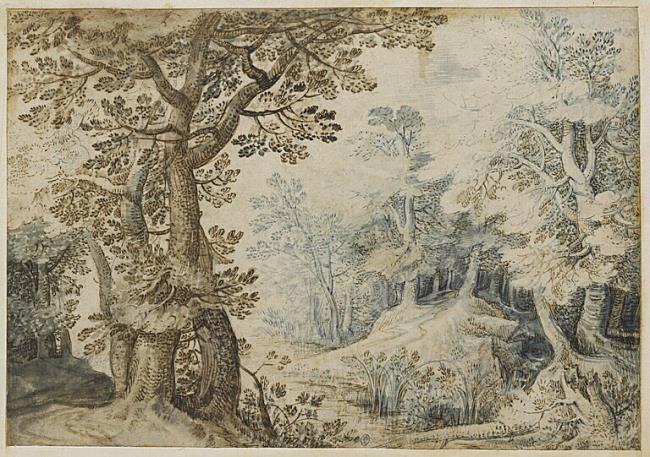 """trant van <a class=""""recordlink artists"""" href=""""/explore/artists/13288"""" title=""""Jan Brueghel (I)""""><span class=""""text"""">Jan Brueghel (I)</span></a> navolger van <a class=""""recordlink artists"""" href=""""/explore/artists/17954"""" title=""""Gillis van Coninxloo (II)""""><span class=""""text"""">Gillis van Coninxloo (II)</span></a>"""