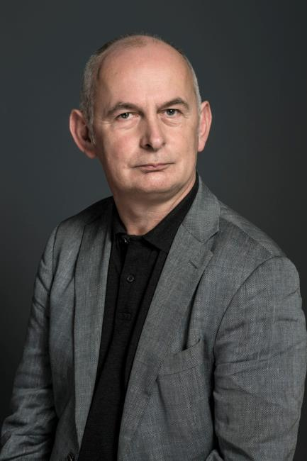 Portret van Ton Geerts