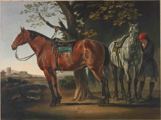 "<a class=""recordlink artists"" href=""/explore/artists/484329"" title=""Ralph Cockburn""><span class=""text"">Ralph Cockburn</span></a> after <a class=""recordlink artists"" href=""/explore/artists/14860"" title=""Abraham van Calraet""><span class=""text"">Abraham van Calraet</span></a>"