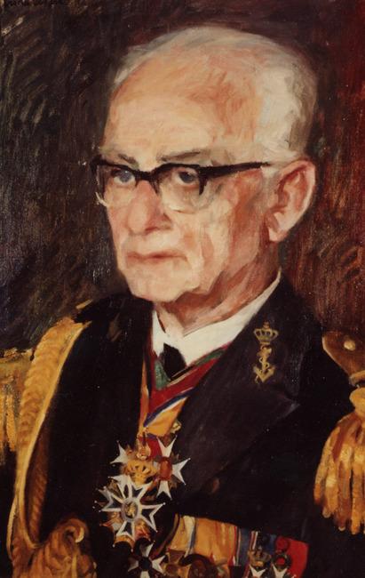 Portret van Jan Willem Termijtelen (1893-1977)