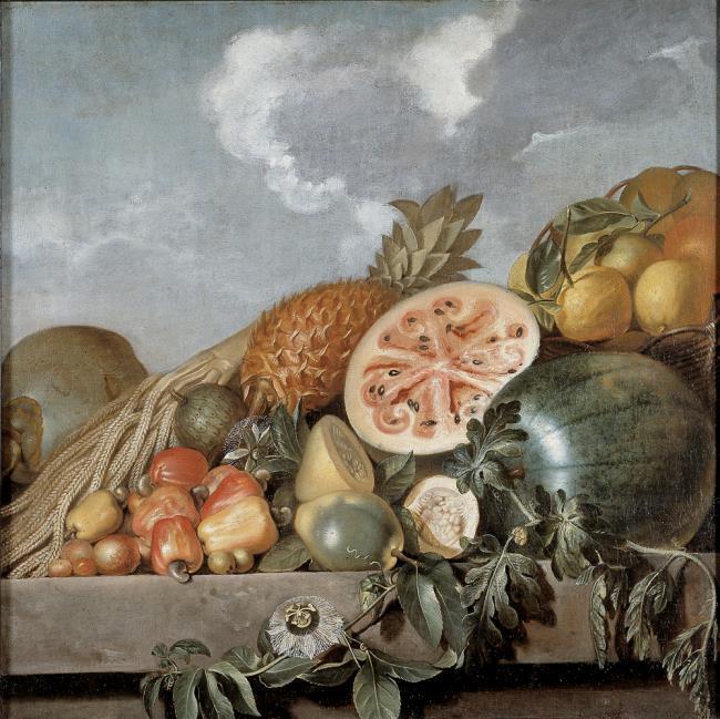 """<a class=""""recordlink artists"""" href=""""/explore/artists/25427"""" title=""""Albert Eckhout""""><span class=""""text"""">Albert Eckhout</span></a>"""