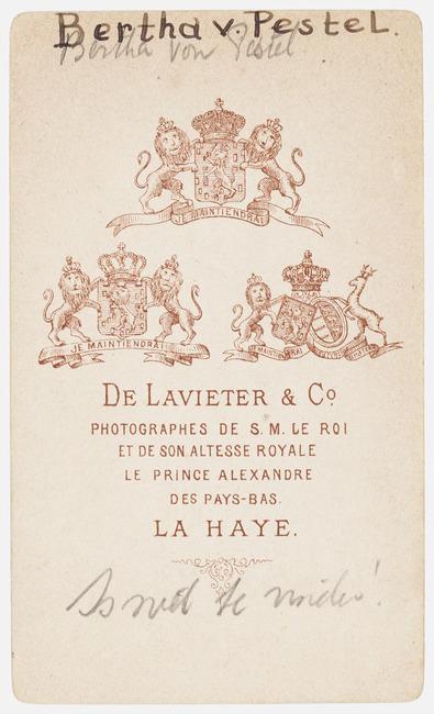"""<a class=""""recordlink artists"""" href=""""/explore/artists/392697"""" title=""""De Lavieter & Co""""><span class=""""text"""">De Lavieter & Co</span></a>"""