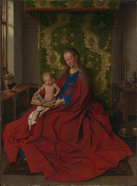 "studio of <a class=""recordlink artists"" href=""/explore/artists/26958"" title=""Jan van Eyck""><span class=""text"">Jan van Eyck</span></a> after <a class=""recordlink artists"" href=""/explore/artists/26958"" title=""Jan van Eyck""><span class=""text"">Jan van Eyck</span></a>"