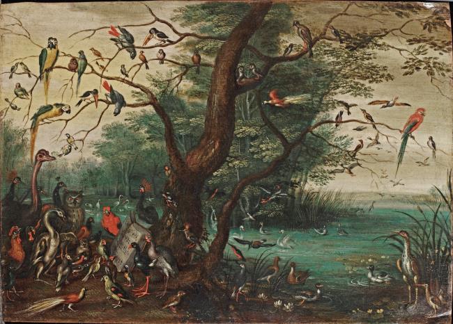 "manner of/circle of <a class=""recordlink artists"" href=""/explore/artists/13289"" title=""Jan Breughel (II)""><span class=""text"">Jan Breughel (II)</span></a>"