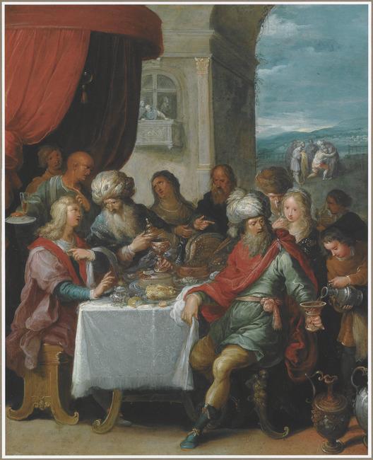 "<a class=""recordlink artists"" href=""/explore/artists/29002"" title=""Frans Francken (II)""><span class=""text"">Frans Francken (II)</span></a>"