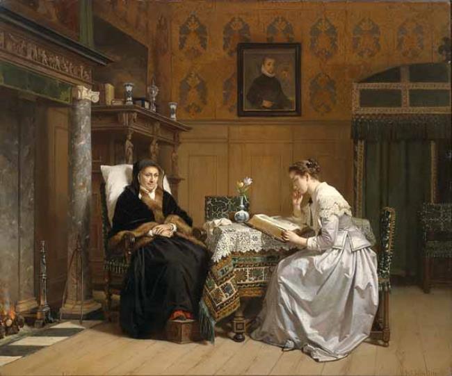 "<a class=""recordlink artists"" href=""/explore/artists/70908"" title=""Hendrik Jacobus Scholten""><span class=""text"">Hendrik Jacobus Scholten</span></a>"