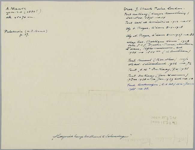 """<a class=""""recordlink artists"""" href=""""/explore/artists/54139"""" title=""""Anton Mauve""""><span class=""""text"""">Anton Mauve</span></a>"""