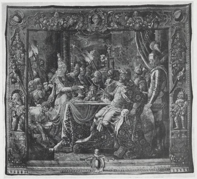 """wandtapijtweverij van <a class=""""recordlink artists"""" href=""""/explore/artists/1984"""" title=""""Anoniem""""><span class=""""text"""">Anoniem</span></a> <a class=""""thesaurus"""" href=""""/nl/explore/thesaurus?term=29960&domain=PLAATS"""" title=""""Noordelijke Nederlanden (historische regio)"""" >Noordelijke Nederlanden (historische regio)</a> ca. 1640 naar ontwerp van <a class=""""recordlink artists"""" href=""""/explore/artists/52263"""" title=""""Karel van Mander (II)""""><span class=""""text"""">Karel van Mander (II)</span></a>"""