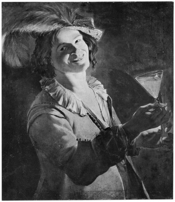 "toegeschreven aan <a class=""recordlink artists"" href=""/explore/artists/49864"" title=""Judith Leyster""><span class=""text"">Judith Leyster</span></a> of navolger van <a class=""recordlink artists"" href=""/explore/artists/39445"" title=""Gerard van Honthorst""><span class=""text"">Gerard van Honthorst</span></a>"
