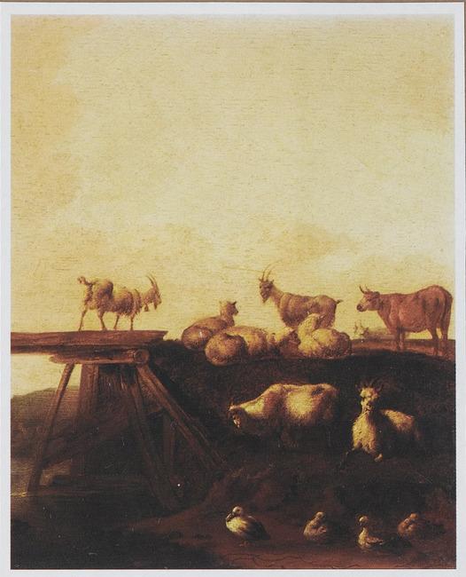 "follower of <a class=""recordlink artists"" href=""/explore/artists/69245"" title=""Cornelis Saftleven""><span class=""text"">Cornelis Saftleven</span></a>"