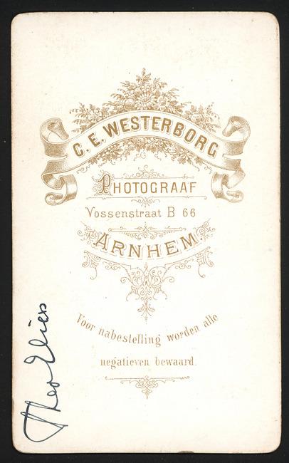 "<a class=""recordlink artists"" href=""/explore/artists/234044"" title=""Carel Eduard Westerborg""><span class=""text"">Carel Eduard Westerborg</span></a>"
