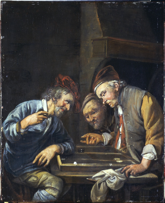 "studio of <a class=""recordlink artists"" href=""/explore/artists/77865"" title=""Jacob Toorenvliet""><span class=""text"">Jacob Toorenvliet</span></a>"